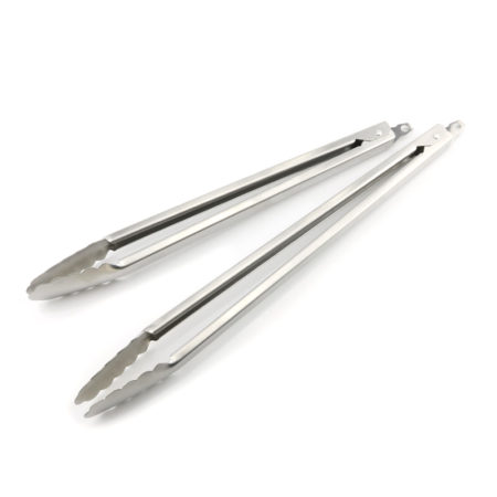 Stainless steel BBQ Promotional Gifts Tongs BLG-SSFT9 (1)